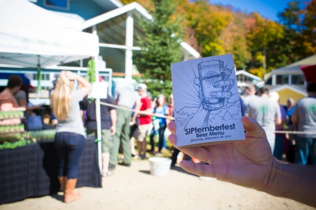 Mad River Glen Siptemberfest - September 28, 2013