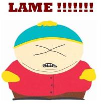 cartman-lame