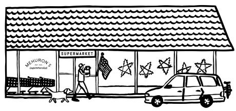 Mehuron's Supermarket